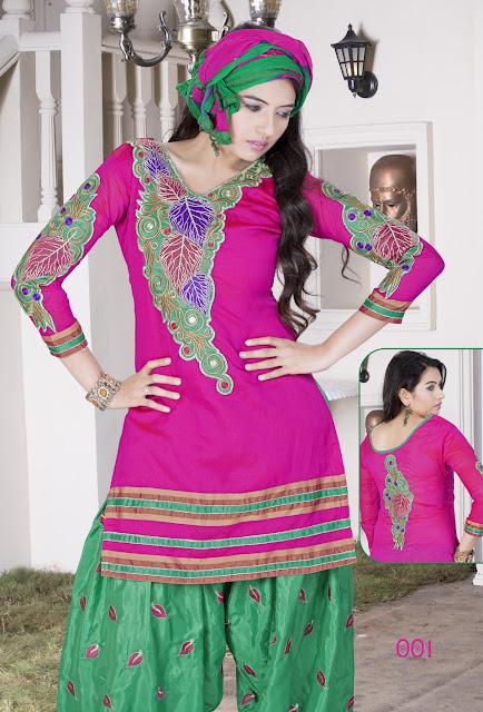 Punjabi Wedding Dress ups And Beautiful New Trend Punjabi Suits