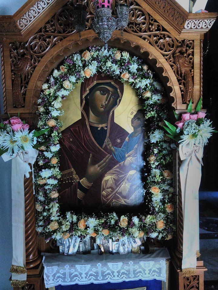 Ενθρόνισις νέου Ηγουμένου Ιεράς Συνοδικής και Σταυροπηγιακής Μονής Παναγίας Χρυσοπηγής