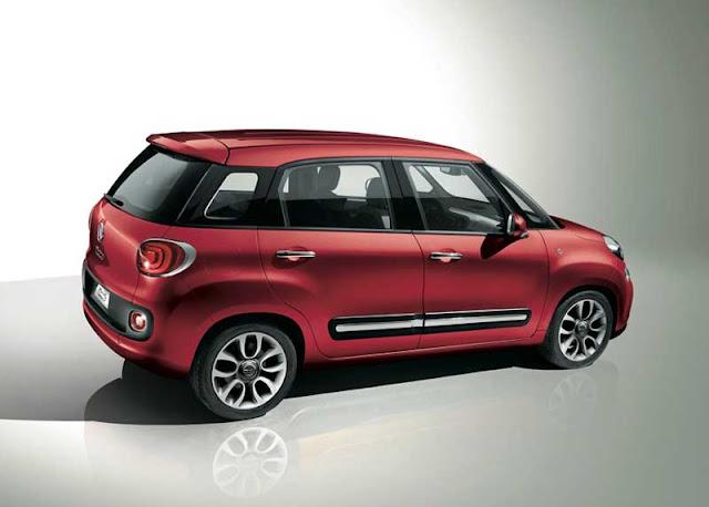 Fiat 500L - Subcompact Culture