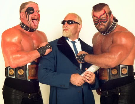 Greatest tag team in pro wrestling history Legion of Doom