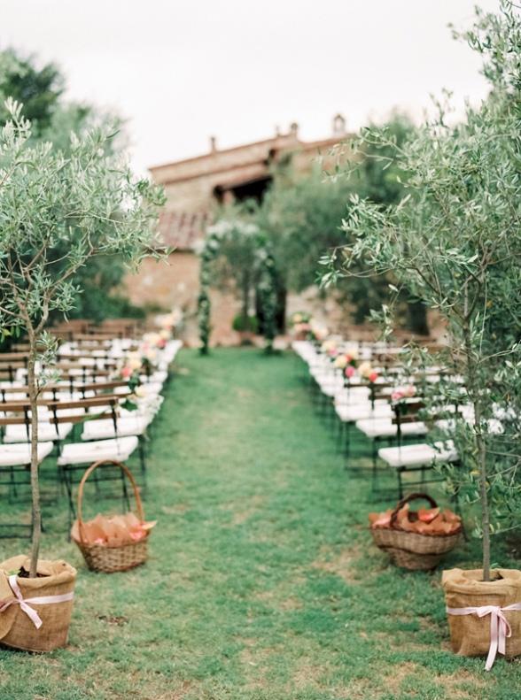 boda a la italiana blog decoracion