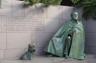 Monumento a Roosevelt de Washington