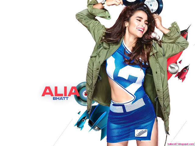 Alia Bhatt Latest Hot HD Wallpapers
