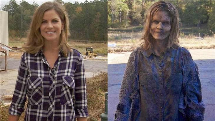 The Walking Dead - Natalie Morales