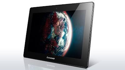 lenovo tablet ideatab s6000 front 1 Tablet Lenovo S5000 Spesifikasi dan Harga , Tablet Quad Core Harga 2,99 jutaan