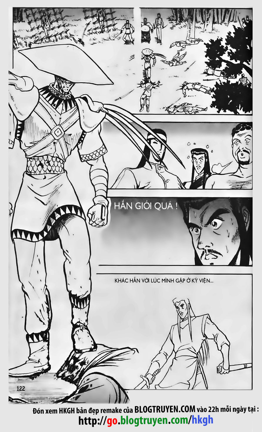 Hiệp Khách Giang Hồ chap 6 page 13 - IZTruyenTranh.com
