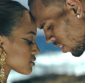 WATCH: Chris Brown Fights For Love in New Music Video Starring His Boo Karrueche