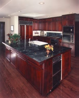 Cherry Kitchen Cabinets Style