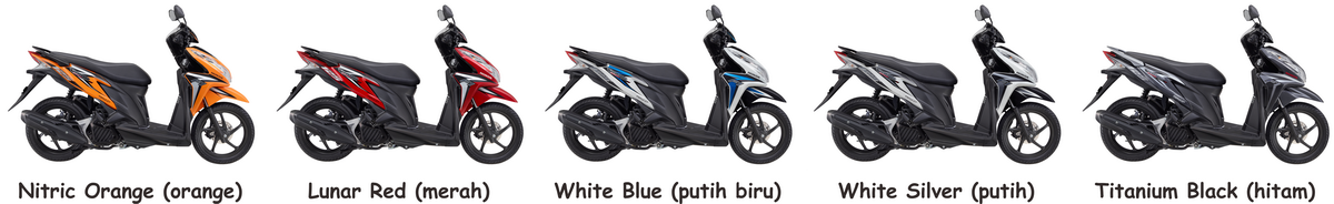 Price And Specs 2011 Honda Vario Techno PGM-FI