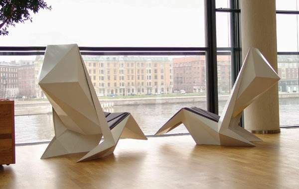 Awesome and Coolest Origami Inspired Furniture (15) 15