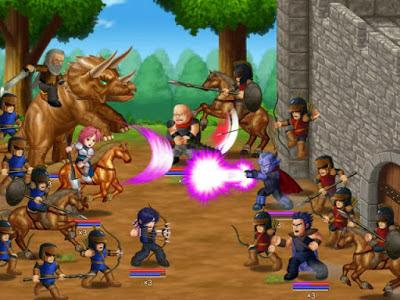 Hero Fighter X V1.08 MOD Apk (Gems+Energy+Heroes Unlocked)-screenshot-3