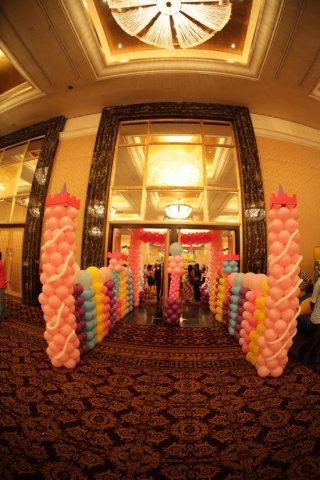 Organizer - party planner - EO pesta acara ultah anak murah - dekorasi