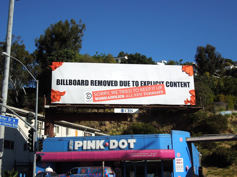 Workaholics billboard removed explicit content