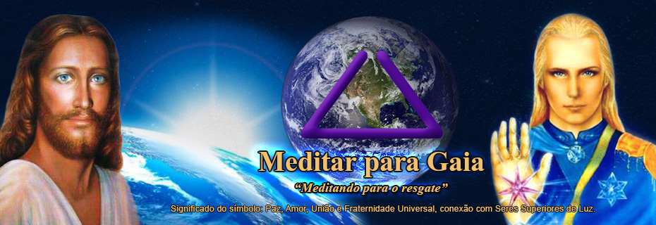 Meditar para Gaya - Ashtar Sheran - Luarayan