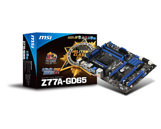 MSI Z77A-GD65_drivers