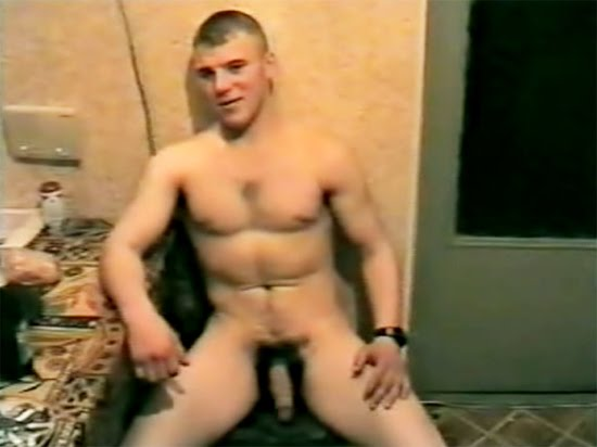 Me, please russian military men naked