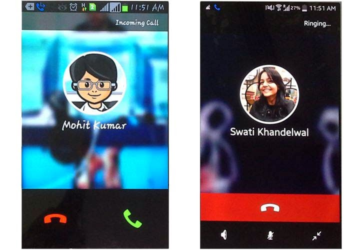 Facebook added Free Voice Calling Feature to its Messenger App