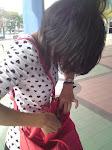Anak Mak Cik Zan punya blog :p