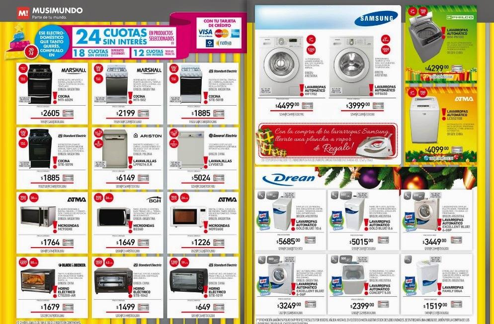 Catalogos online catalogo musimundo agosto 2014 for Easy argentina catalogo