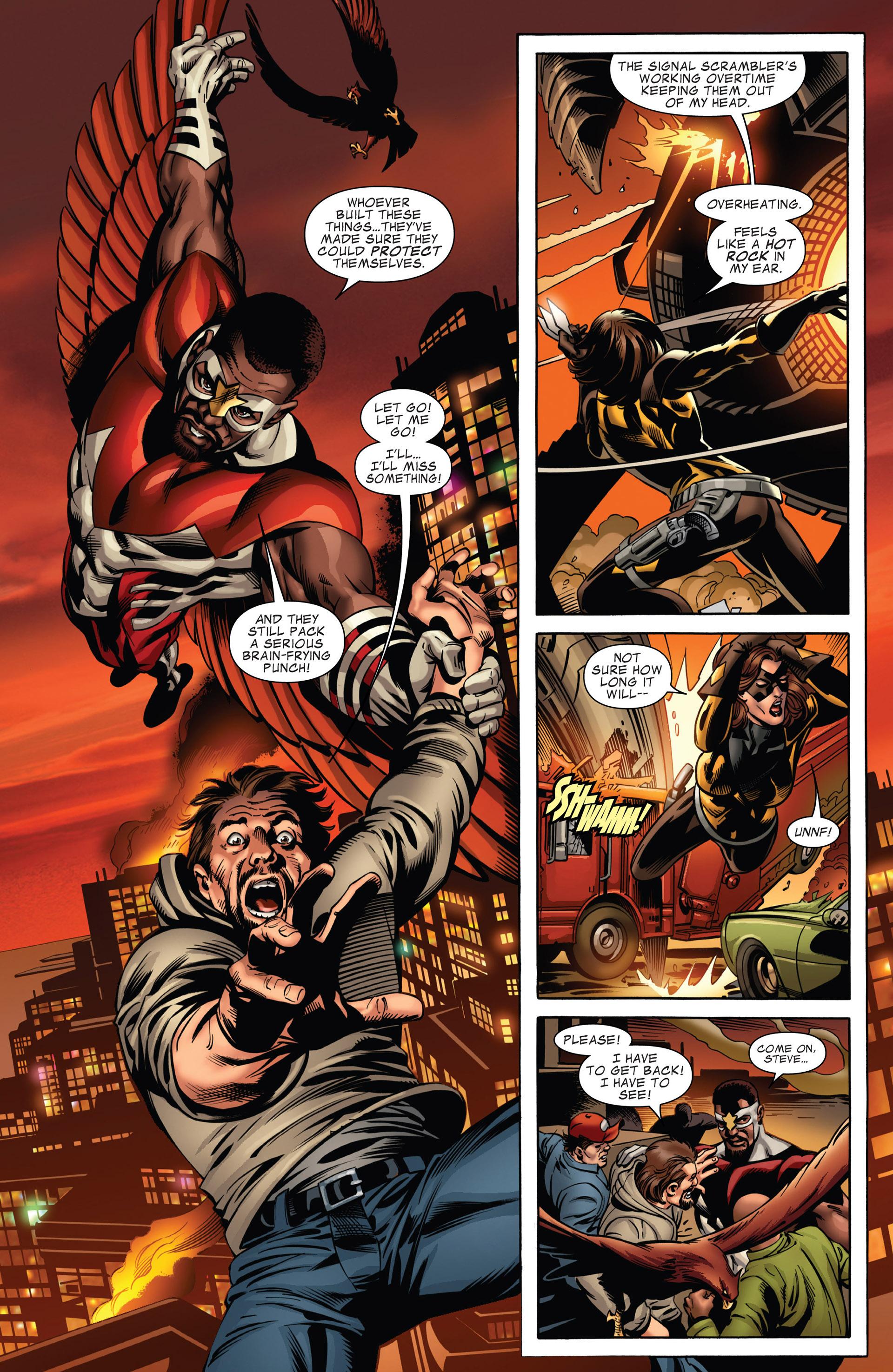 Captain America (2011) Issue #18 #18 - English 4