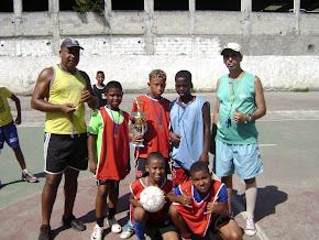 TORNEIO TEREZA DA C. SANTANNA - 2012