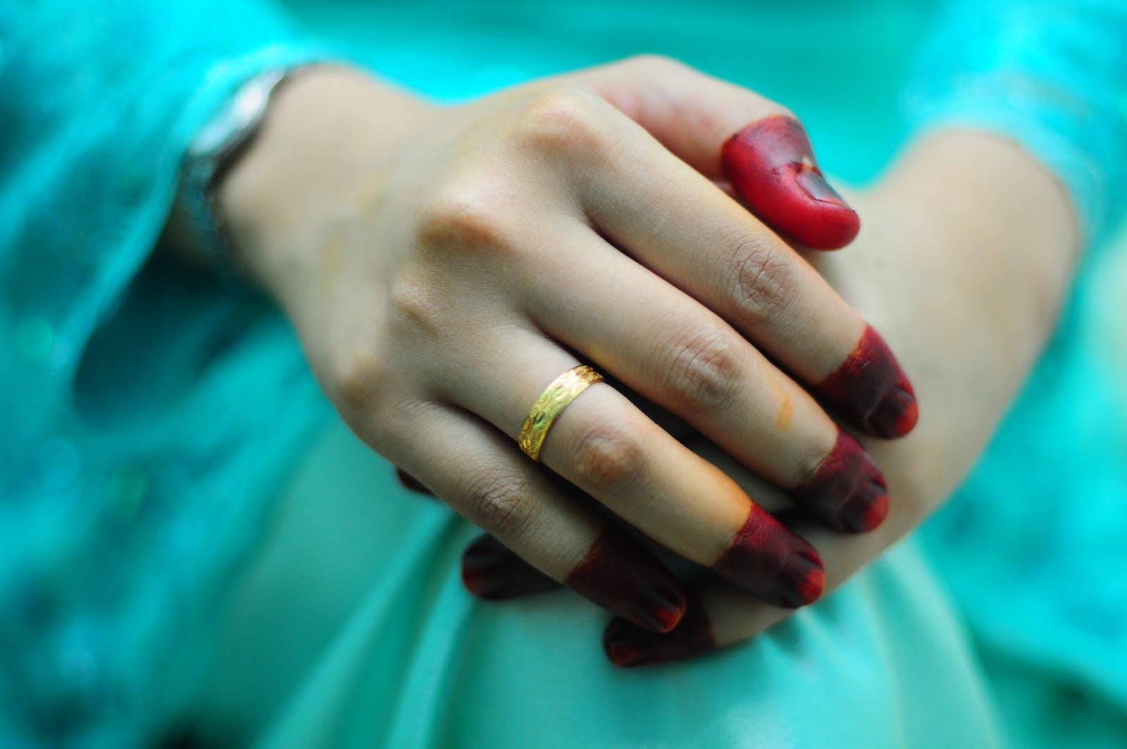 Etty Punya Blog Review Inai Henna Di Melaka