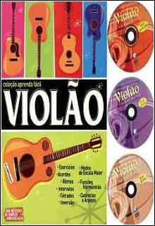 Download – Coleção Aprenda Fácil: Violão – Completo – Professor Rafael Simonelli