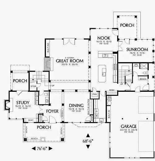 Planos de casas planos de casas hermosas for Plano construccion casa