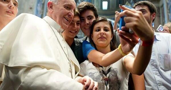 Wait. Is It a Selfie If You Don't Take It?