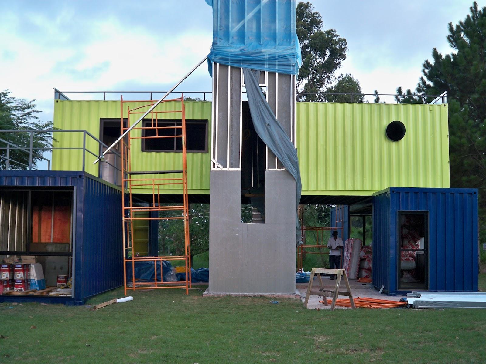 #183760 Casa Container Cotia SP 1892 Janela De Aluminio Sao Jose Dos Campos