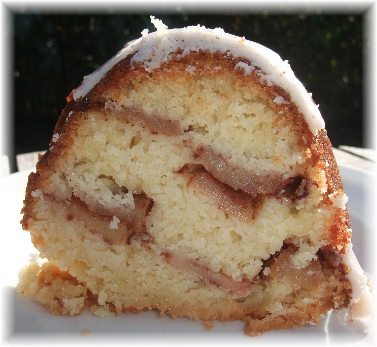 Clean Apple Cake Recipe