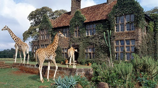 Hotel Giraffe Manor