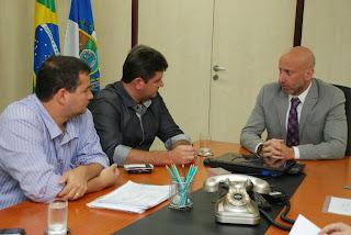 Estado e Prefeitura trabalham para a construção do Centro de Hemodiálise em Teresópolis
