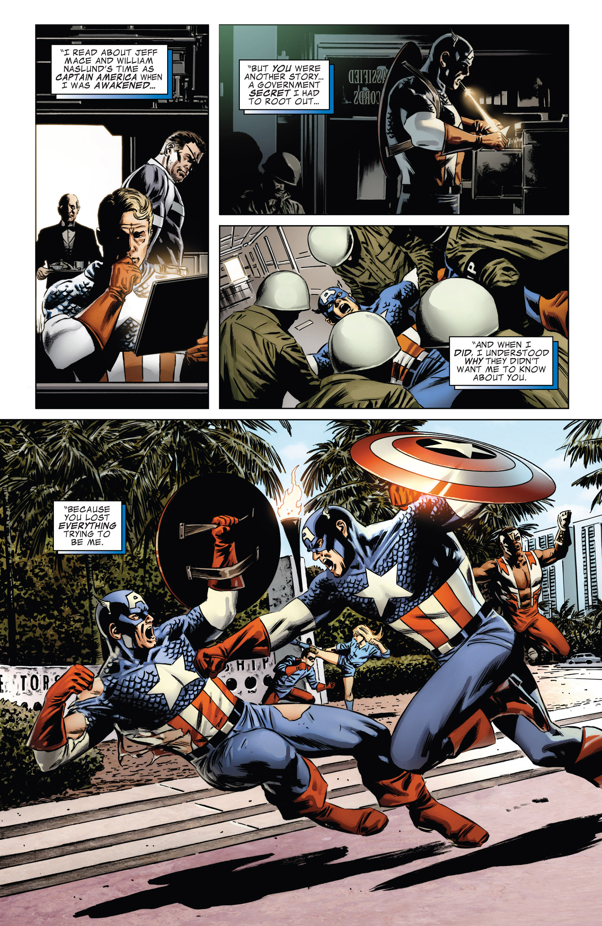 Captain America (2011) Issue #19 #19 - English 15