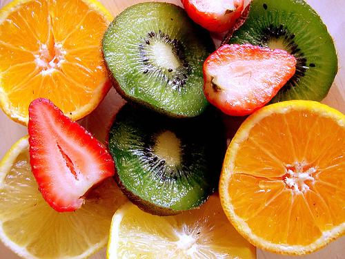 Vitamina C para cabelos saudáveis e pele rejuvenescida.
