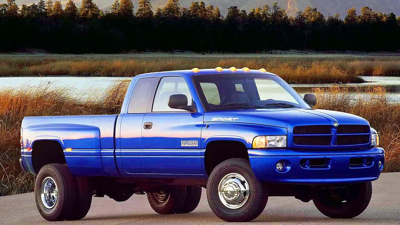 HISTRIA Dodge Ram 19812015  CARWP