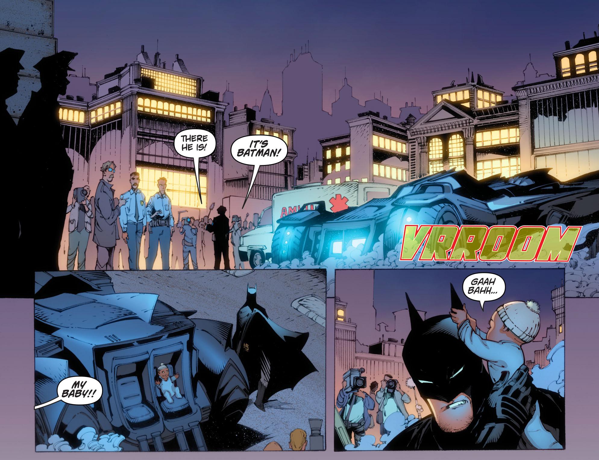 Batman: Arkham Knight [I] Issue #33 #35 - English 9