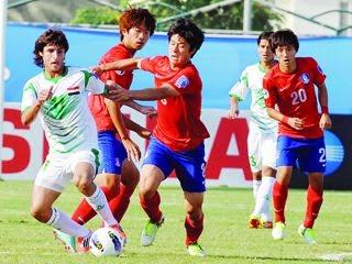 مباراة العراق وكوريا الجنوبية من يكسب المواجهة الثالثة في آسيا؟