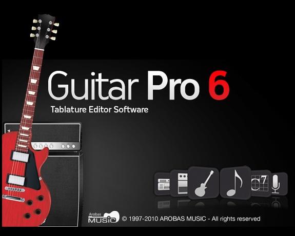 Guitar pro 6 mac os - фото 9