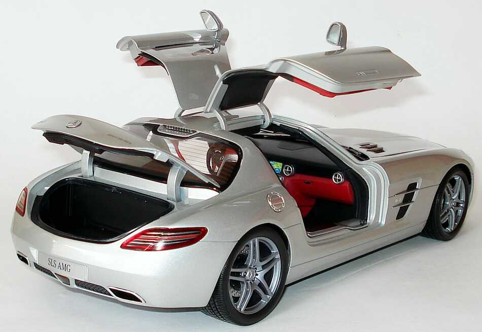 modellauto news mercedes sls amg coup c197 topseller. Black Bedroom Furniture Sets. Home Design Ideas