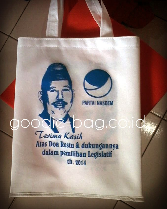 Goodie Bag Kampanye Murah