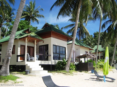 Seetanu Bungalows, beach bungalow