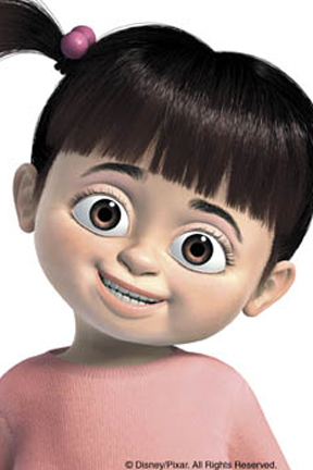 baby Boo in Monsters, Inc.
