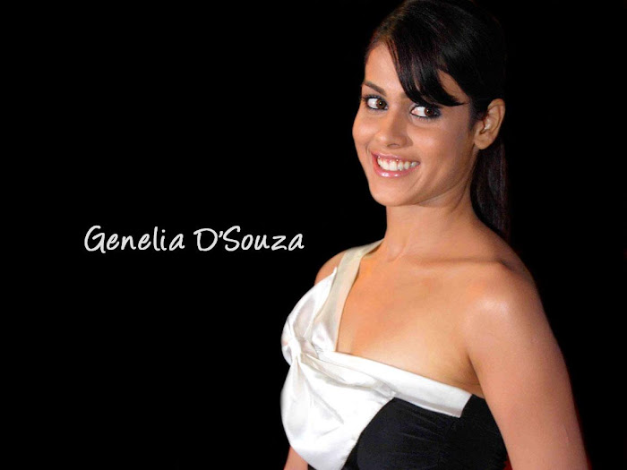 Genelia Desouza HD Wallpaper -06