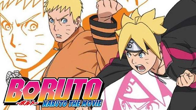 Naruto's latest movie