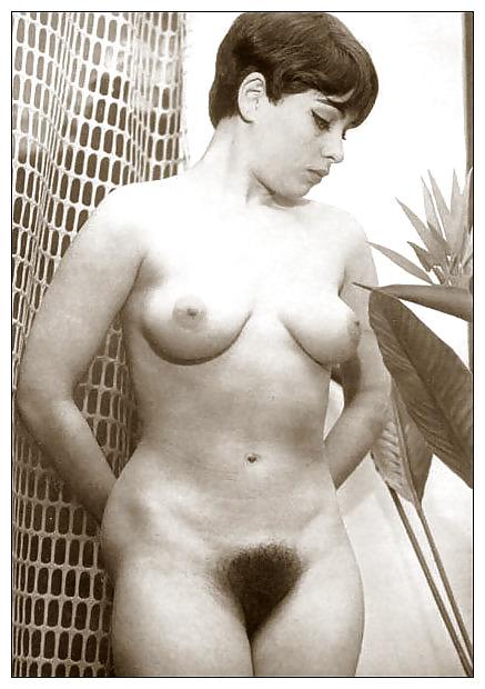 Фото ретро голых баб