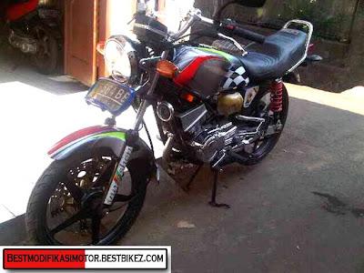 Modifikasi Yamaha RX King 1997 - Gambar Modifikasi Motor Terbaru