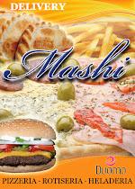 MASHI - PIZZERIA - ROTISERIA - HELADERIA