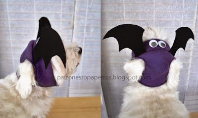 gorro perro halloween