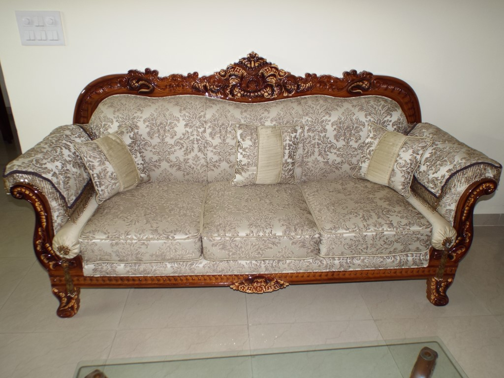 Teak Wood Sofa ~ Crossingrepublikownersandmembersassociation croma